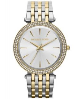 Michael Kors Womens Chronograph Parker Two Tone Stainless Steel Bracelet Watch 39mm MK5626   Watches   Jewelry & Watches