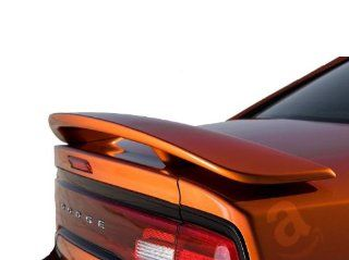 2011 up Dodge Charger Factory RT Style Spoiler   Painted or Primed  PYC Amped Amber Pearl Automotive
