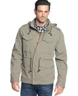 Field & Stream Jacket, Lightweight Military Parka Field Jacket   Coats & Jackets   Men