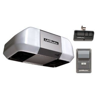 LiftMaster 8355 Premium Series 1/2 HP AC Belt Drive MyQ Security+ 2.0 Replaces 3280 NO RAIL ASSEMBLY