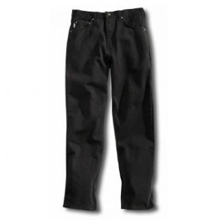Carhartt Men's Relaxed Jean   Straight Leg / Colored (Black)   33   30 in inseam at  Men�s Clothing store