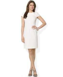 Lauren Ralph Lauren Sleeveless Lace Dress   Dresses   Women