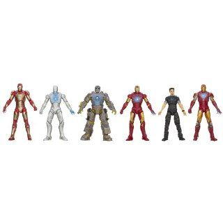 Marvel Iron Man 3 Marvel Hall of Armor Collection Action Figure Toys & Games