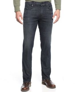 7 For All Mankind Carsen Easy Straight Leg Jeans, Chester Park Wash   Jeans   Men