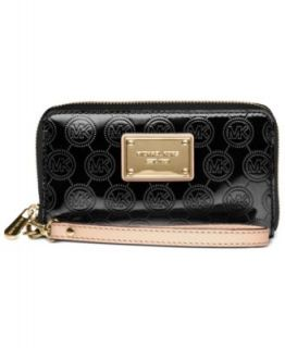 MICHAEL Michael Kors Jet Set Small Wristlet   Handbags & Accessories