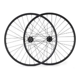 BaiXiang 29ER Full Carbon Mountain Bike Wheels 4 in 1 MTB HUB 15mm Front and 12x142 Rear  Carbon Fiber Mtb Wheels  Sports & Outdoors