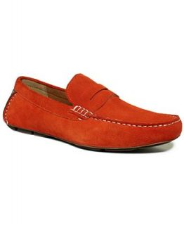 Alfani Drivers, Tigger Suede Penny Drivers   Shoes   Men