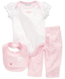 First Impressions Baby Girls Ruffle Sleeve Sunsuit   Kids