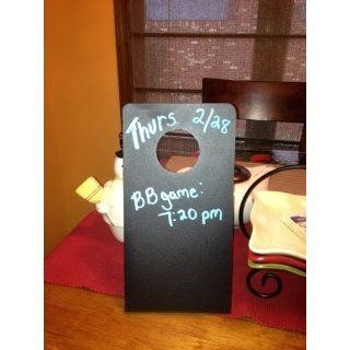 Unique Magnetic Chalkboard, Memo Board or Menu Board Stand with Vase ~ G133 Black Metal Chalkboard used as Romantic Memo Board, Restaurant & Caf� Mini Menu Chalk Board  Challkboard Vase