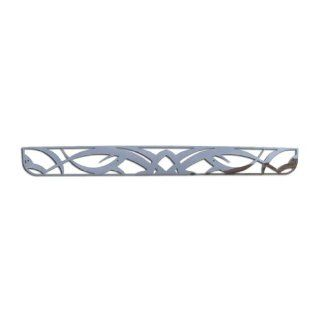 Ferreus Industries   2005 2009 Hummer H3 Tribal Polished Stainless Grille Insert   TRK 132 08 Automotive