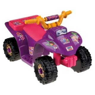 Fisher Price Power Wheels Dora The Explorer Lil