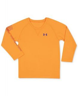 Under Armour Kids Shirt, Little Boys Sleeve Hit Thermal Tee   Kids