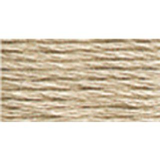 DMC 117 842 6 Strand Embroidery Cotton Floss, Very Light Beige Brown, 8.7 Yard