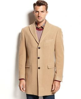 Tallia Orange Coat, Camel Car Coat  Slim Fit   Coats & Jackets   Men