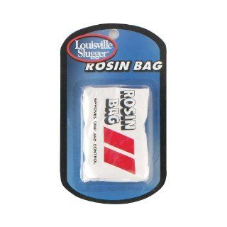 Louisville Slugger LSA106 Rosin Bag Baseball Bat Accessories  Baseball Ball Bags  Sports & Outdoors