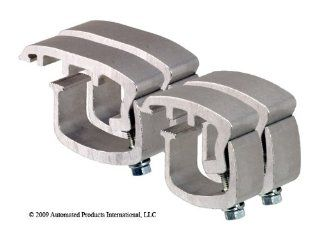 API AC108COMBOP4 Clamps for Mounting Truck Caps on Ford F Series Super Duty (Set of 4)   C Clamps