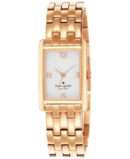 kate spade new york Watch, Womens Cooper Two Tone Stainless Steel Bracelet 32x21mm 1YRU0038   Watches   Jewelry & Watches