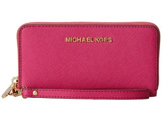 Michael Michael Kors Jet Set Travel Stripe Lg Multifunction Phone Case