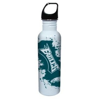NFL Philadelphia Eagles Water Bottle   White (26