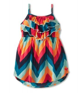 Roxy Kids Check Me Out Dress Girls Dress (Multi)