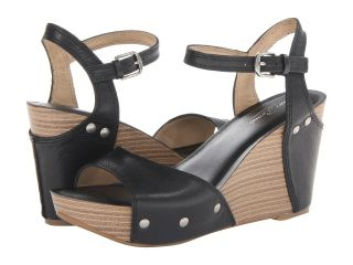Lucky Brand Marshaa Womens Wedge Shoes (Black)
