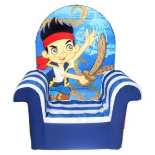 Marshmallow   High Back Chair   Jake & Neverland Pirates