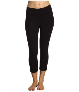 Lucy lucy Perfect Core Capri Legging Womens Capri (Black)
