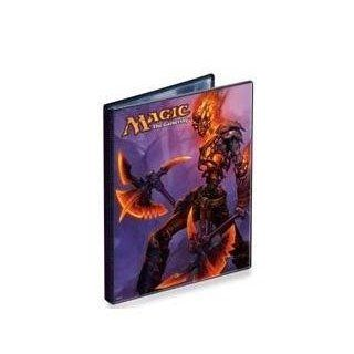 Four Pocket Portfolio Magic the Gathering Cinder Toys & Games