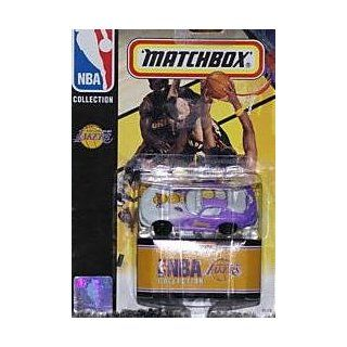 Los Angeles Lakers Dodge Viper 1998 Diecast Matchbox NBA Car Toys & Games