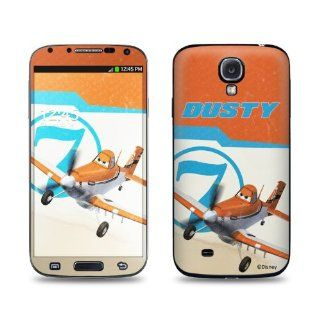 Dusty Crophopper Design Protective Decal Skin Sticker (Matte Satin Coating) for Samsung Galaxy S4 i9500 Cell Phone Cell Phones & Accessories