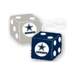 Fuzzydice nfl Dallas Cowboys Fuzzy Dice Nfl National Football League American Sport Bat Ball Team Fan Memorabilia Souvenir Base Sport  Sports Fan Football Equipment  Sports & Outdoors