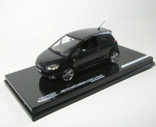 Mitsubishi Colt in Black (143 Scale) Diecast Model Car Toys & Games