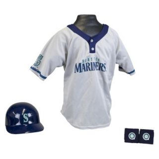 MLB Seattle Mariners Kids Sports Uniform Set