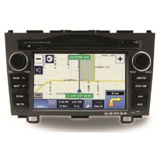 Myron & Davis NV7CRV1 2007 2011 Honda CRV In Dash Navigation System  In Dash Vehicle Gps Units