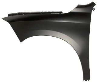 OE Replacement Dodge Pickup Front Passenger Side Fender Assembly (Partslink Number CH1241269) Automotive