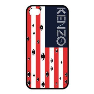 Fashionable pattern, his and hers in pair Kenzo Eye logo Best TPU iphone 4 4s case Cell Phones & Accessories