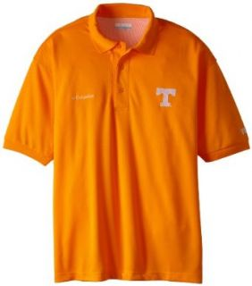 NCAA Tennessee Volunteers Collegiate Perfect Cast Polo Men's  Sports Fan Polo Shirts  Clothing