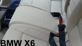 BMW X6 REAR SEAT CONVERSION KIT BENCH 5 PASSENGER 3 Rear Seats E71 2008 2013