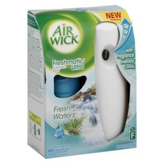 Air Wick Fresh Waters Freshmatic Ultra Automatic