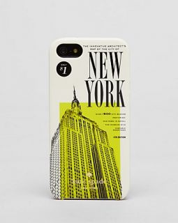 kate spade new york iPhone 5/5s Case   New York Map's