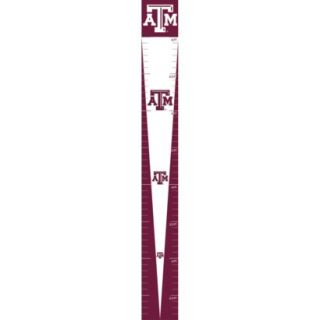 Texas A&M University Peel & Stick Growth Chart