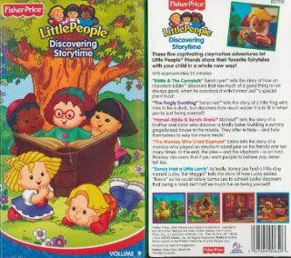 Fisher Price Little People Volume 9 Discovering Storytime Movies & TV