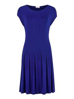 Minuet Petite Pleat Jersey Dress