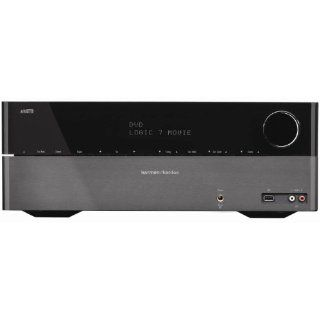 Harman Kardon AVR 1650 5.1 Channel, 95 Watt Audio/Video Receiver with HDMI v.1.4a, 3 D, Deep Color and Audio Return Channel (Discontinued by Manufacturer) Electronics