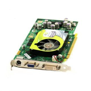 Dell nVidia Geforce 6800 256MB DVI VGA TV PCI E Video Card MG229 Computers & Accessories