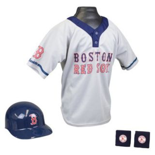 MLB Boston Red Sox Kids Sports Uniform Set