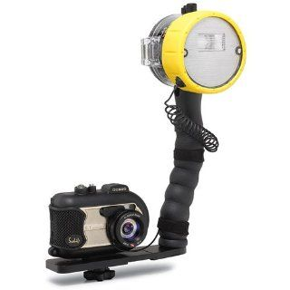 Sealife Digital Pro Set Underwater Dive Camera with External Flash (DC 600 ProSet)  Underwater Photography Lighting  Camera & Photo