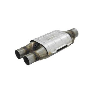 "Flowmaster 2824220 282 Series 2"" Universal Dual OBDII Catalytic Converter Automotive"