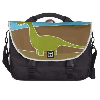 Cute Cartoon Dinosaur Laptop Bags