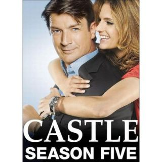 Castle The Complete Fifth Season (5 Discs) (Wid